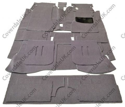 Mercedes 230SL 113 Series Carpets